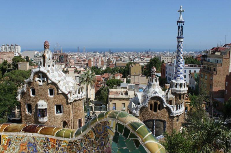 Parc Güell Gaudí's Surrealist Park